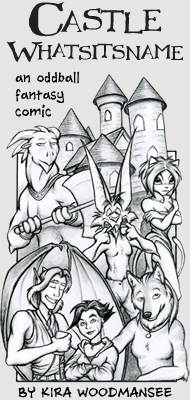 Castle Whatsitsname - A webcomic about werewolves, demons, geeks, catgirls, and talking rats.