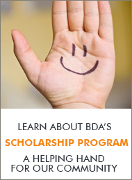 BDA scholarship program