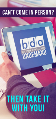 BDA OnDemand Classes