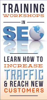 Take SEO Training Workshops to Increase your web Traffic and Reach new customers