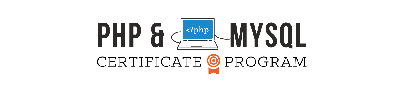 PHP and MySQL Certificate Program