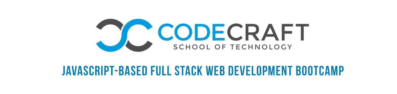 Full-Time, Full Stack Web Development Bootcamp