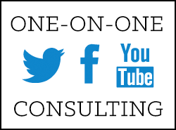 Digital Marketing One-On-One Consulting