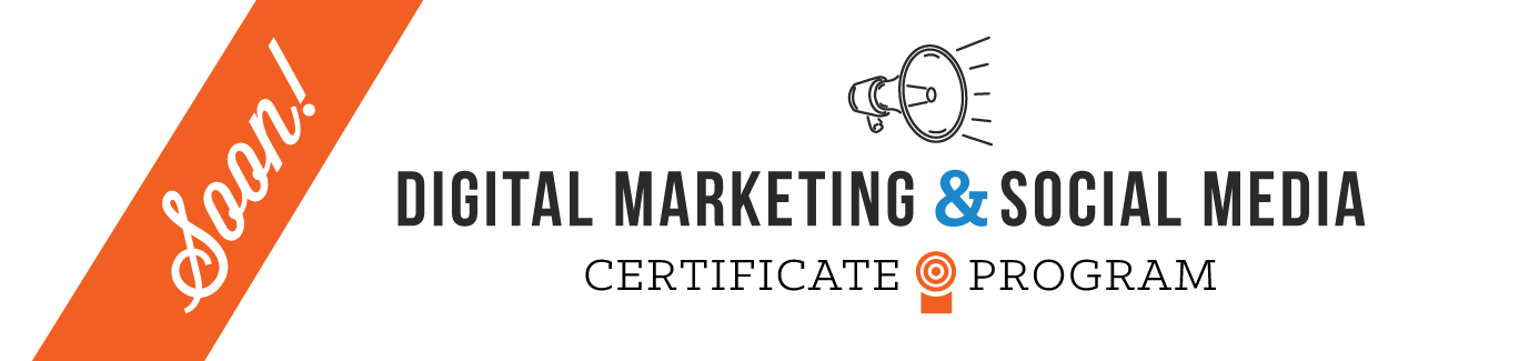 Social Media and Digital Marketing Certificate Program