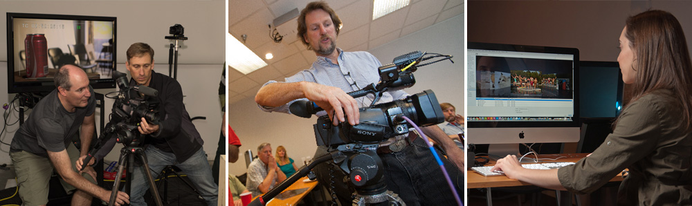 video equipment and camera rentals in Boulder Colorado