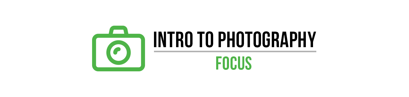 Intro to Photography: FOCUS
