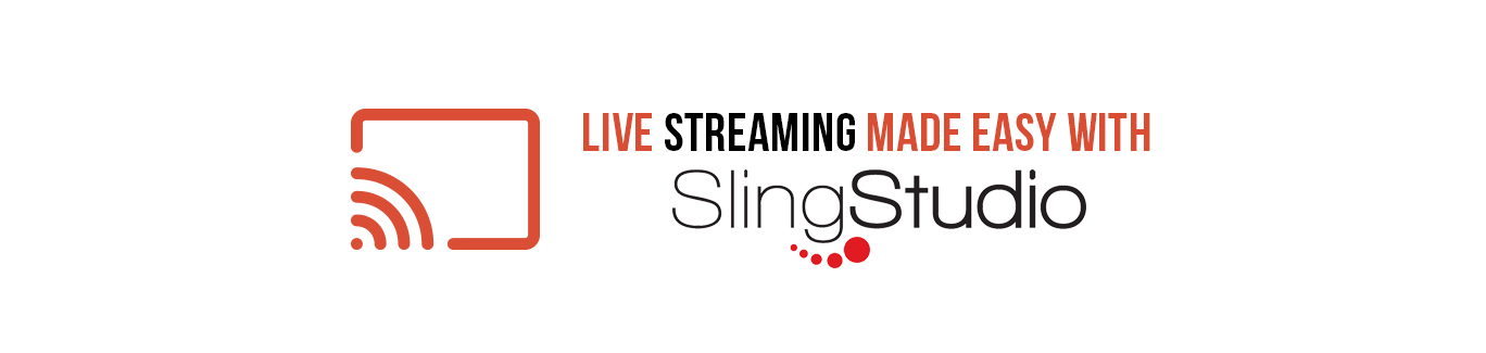 SlingStudio video system for rent in Boulder, Colorado