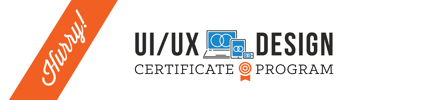 UI/UX Design Certificate Program, Boulder, Colorado