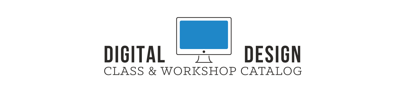 Graphic Design, Digital Design, UI UX Design Classes in Boulder, Colorado
