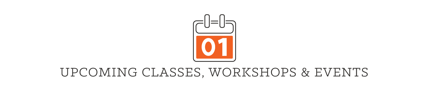 BDA classes & workshops